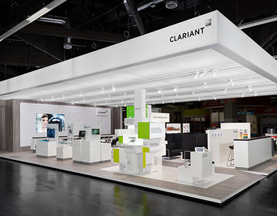 Clariant | Tradefair & Event Concept