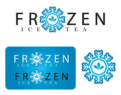 Frozen Iced tea.