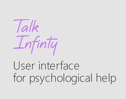Talk infinity
