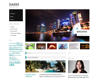 Danjo Travelblog