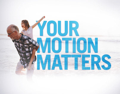 Your Motion Matters