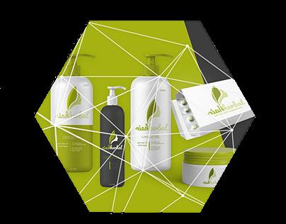 Herbal Hair Brand Development