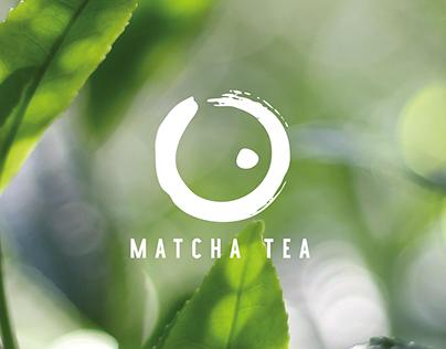 Matcha Tea Redesign Concept