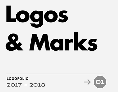 Logofolio ☞ 2017 | 2018