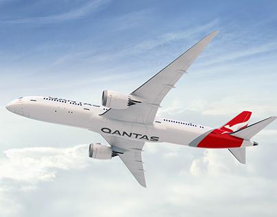 Qantas / 2016 Rebrand