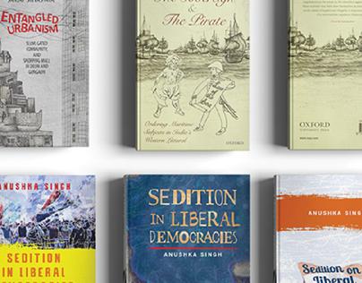 Book Cover Design - Oxford University Press