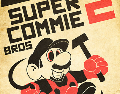 Super Commie Bros 2