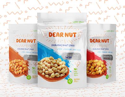 Dear Nut şimdi tüm Metro Market raflarında.