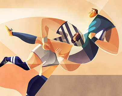 Sports Illustrations 2018