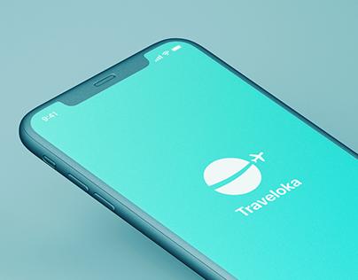 Traveloka | Travel World | UI UX Project