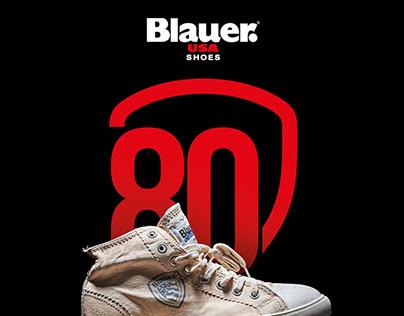 Blauer shoes 80th Anniversary - 1936-2016