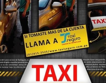 Taxi seguro