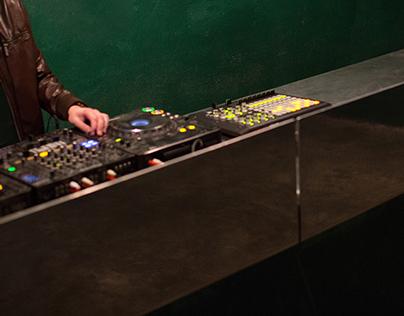 DJ Desk for MIA