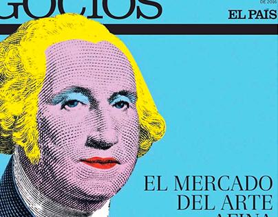 EL PAIS NEGOCIOS: El mercado del arteafina el trazo