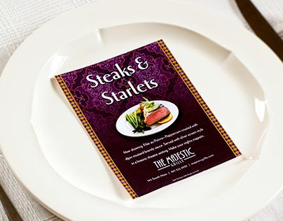 Restaurant Advertising Campaign