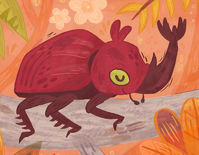JuneBug:Beetle