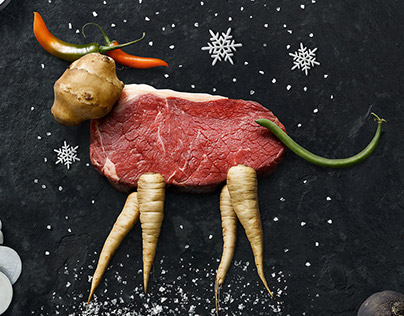 Culinary Holiday Visual
