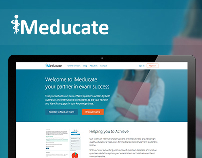 iMeducate Redesign