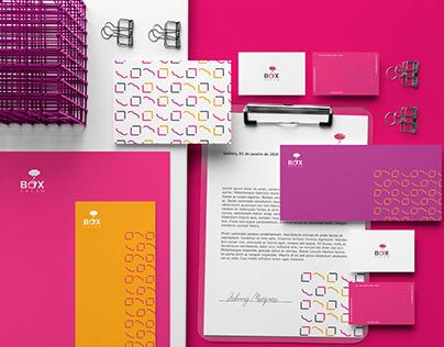 Brand Identity - Box Dream