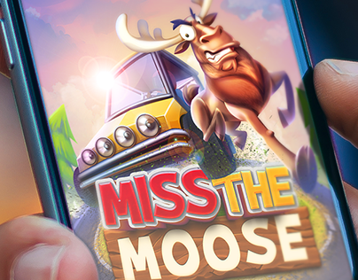 Miss The Moose Game Design Process