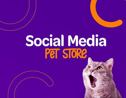 Social Media Pet Store (Petlife)