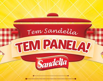 Tem Sandella Tem Panela!