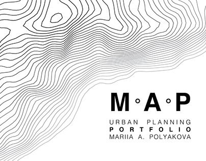 Urban planning Portfolio / 2021