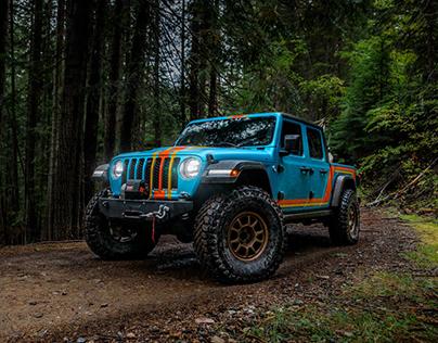 Jeep Gladiator x Dirt Everyday