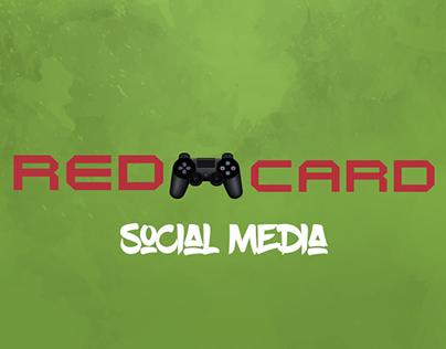 Red Card PlayStation Social Media