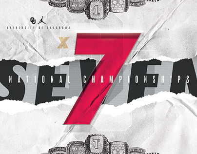 OU Football Stat Posters
