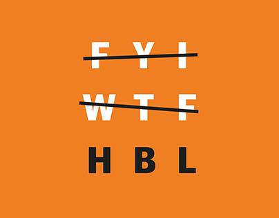 WTF/FYI/HBL – Viestejä yli kielirajojen
