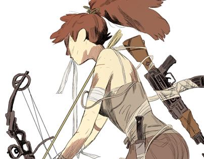 Tomboy Raider
