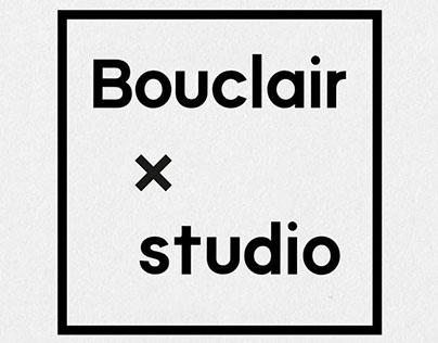 Bouclair x studio branding