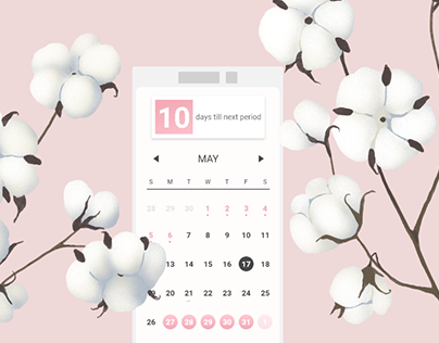 Simple Period app proptotype