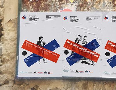 Compagnia Teatrale Nino Martoglio - 2018/2019