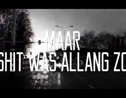 [Lyrics Video] Skinny - Allang Zo ft. Miggs de Bruijn