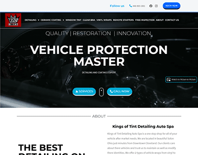 VEHICLE PROTECTION WEBSITE