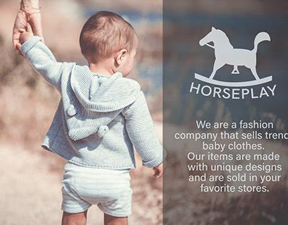 Horseplay Logo Deisgn