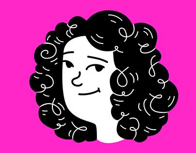 Reut Melovani - Logo design