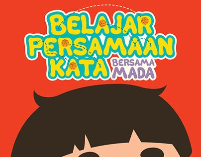 Belajar Persamaan Kata Bersama Mada (Children Book)