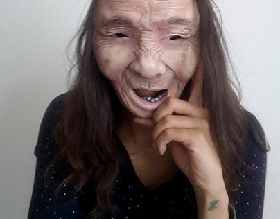 Masque, Sourire 1 - série, 2021