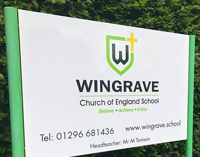 Wingrave C of E School – Brand Refresh