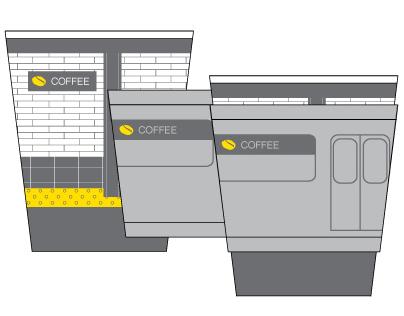 New York City Coffee Cup Design