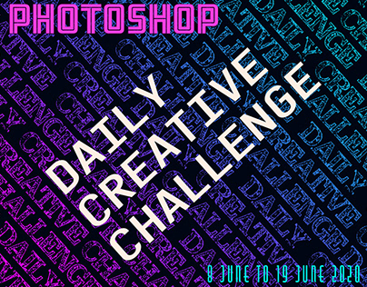 Photoshop DCC 8 June to 19 June 2020