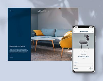 VA Grandioso — Furniture Store