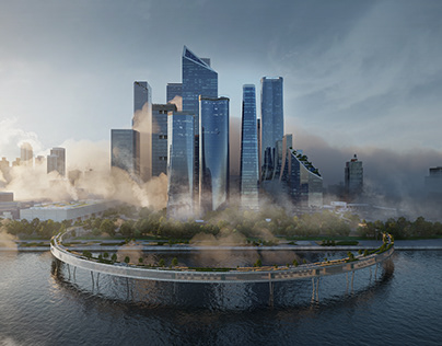 Hudson Yards location in NYC