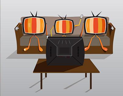 Tv watching Tv
