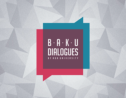 Baku Dialogues by ADA University   Logo