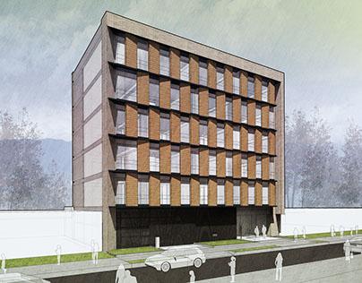 Centro Empresarial La Castellana