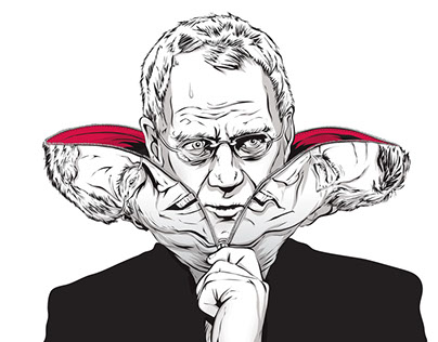 "New York Magazine ""Letterman Unzipped"""